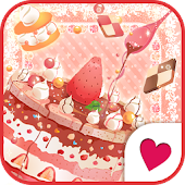 Cute wallpaper★sweet world
