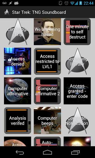 Star Trek: TNG Soundboard