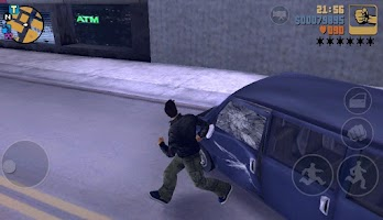 Screenshot of GTA3: 10주년 기념작
