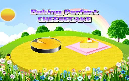 Baking Delicious Cheesecake