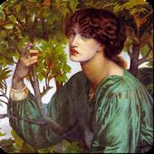 Pre-Raphaelite Art Wallpapers