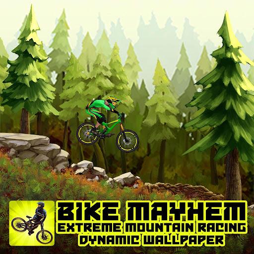 Bike Mayhem Live Wallpaper