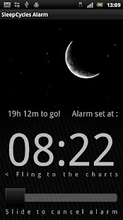 Sleep Cycles Alarm Free - screenshot thumbnail