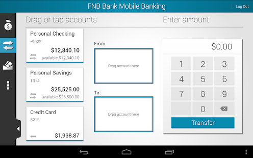 FNB Bank Mobile Banking - screenshot thumbnail