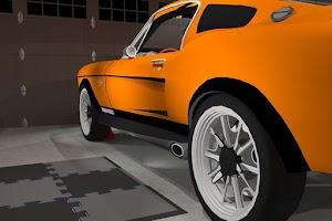 Screenshot of Fix My Car: Classic Muscle Car
