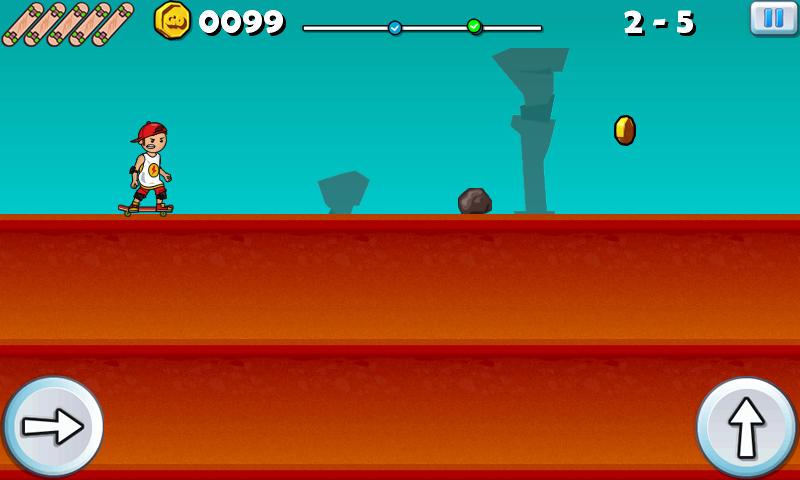 Skater Go Pro - screenshot