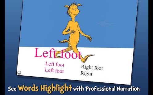 The FOOT Book - Dr. Seuss- screenshot thumbnail