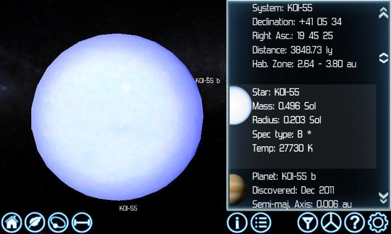 Exoplanet Explorer Lite - screenshot