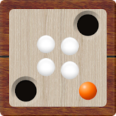 Holes and Balls - Rolling Ball