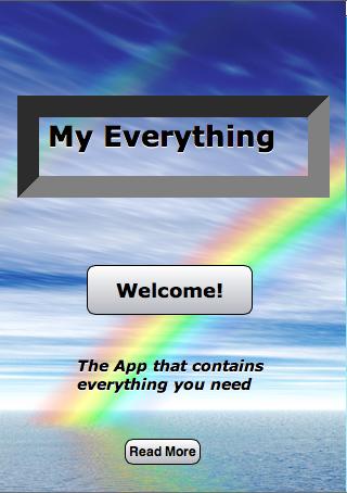 My Everything Pro