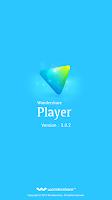 Screenshot of Wondershare Player ARMv6 Codec