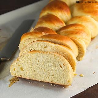 Challah (Egg Bread).