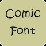Comic Font for Samsung Galaxy