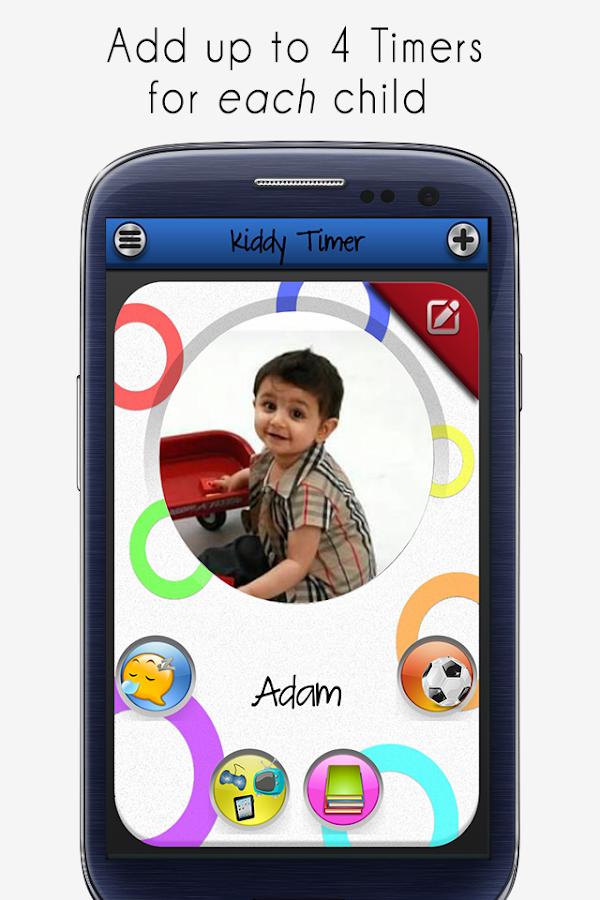 Kids Timer - Kiddy Activities - screenshot