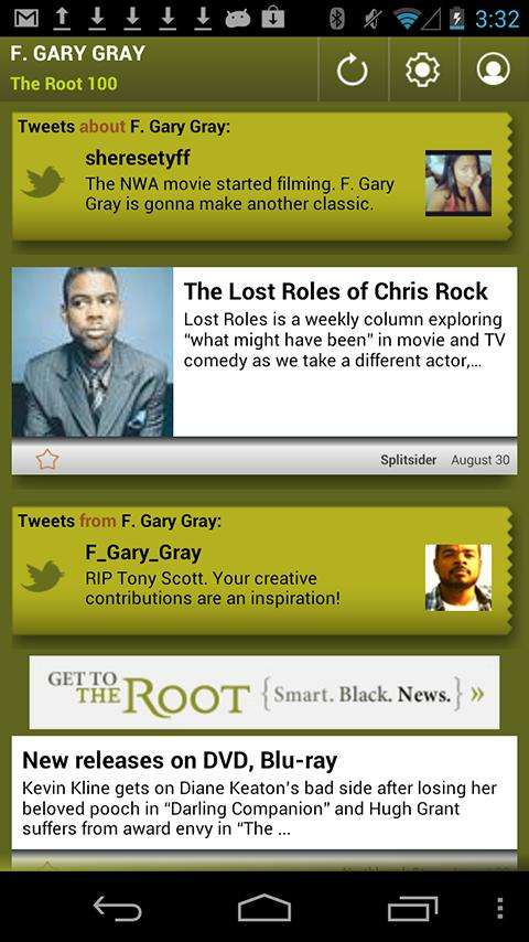 F. Gary Gray: The Root 100 - screenshot