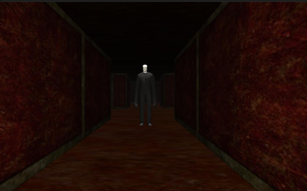 House of Slender- screenshot