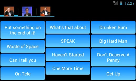 Jeremy Kyle SoundBoard- screenshot thumbnail