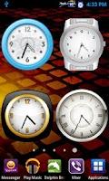 Screenshot of Analog Clock Mega Pack