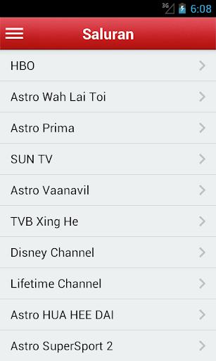 免費馬來西亞電視