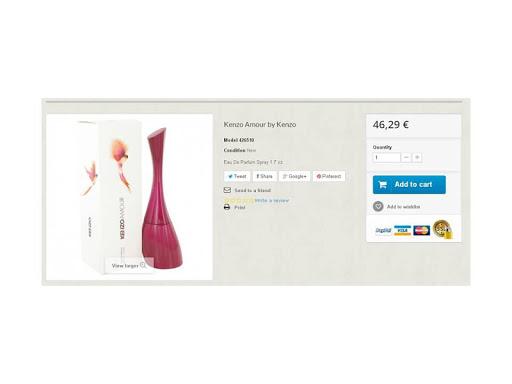 【免費購物App】Giftperfume-APP點子