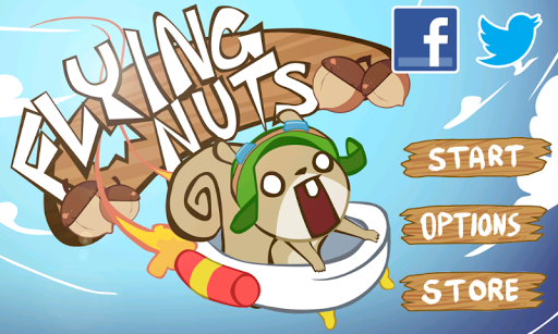 Flying Nuts FREE