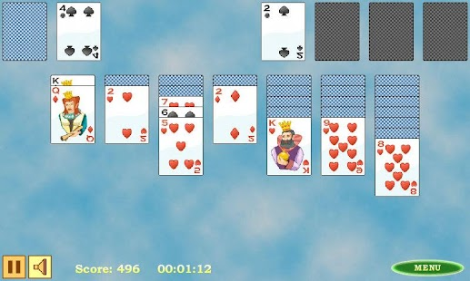 Klondike Solitaire- screenshot thumbnail