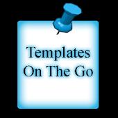 Templates On The Go