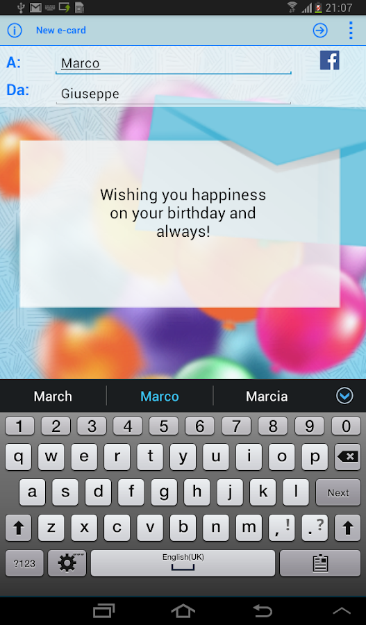 Sing Happy Birthday Songs Android Apps on Google Play – Birthday Song Card