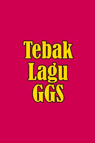 Tebak Lagu GGS