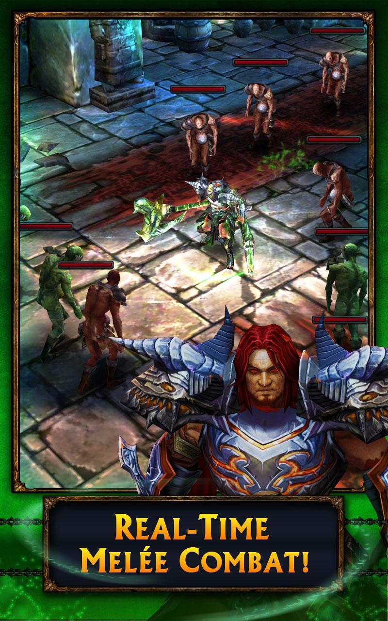 ETERNITY WARRIORS 2 screenshot #15