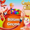 Candy Crush Bölüm Geçme icon
