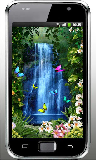 Waterfall Best live wallpaper