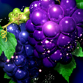 Grape! Live Wallpaper.Trial