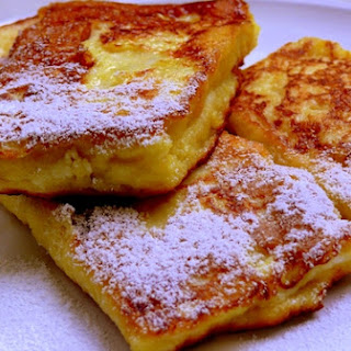 Cannoli French Toast