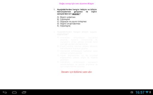 免費下載教育APP|AÖF Sosyoloji 3. Sınıf app開箱文|APP開箱王