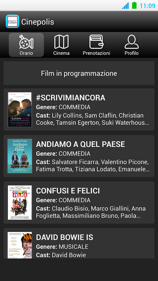 Cinepolis - screenshot