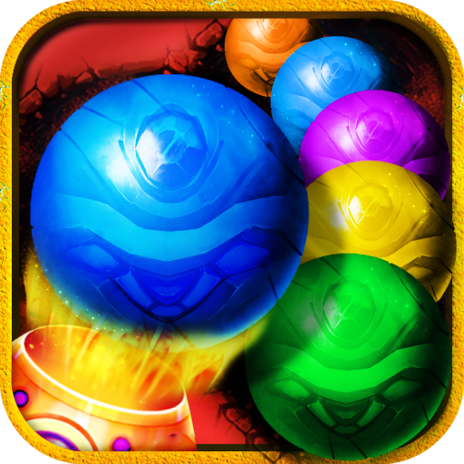 Bubble Marbles Shooter Puzzle 解謎 App LOGO-APP試玩