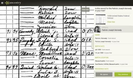 Ancestry Screenshot 13