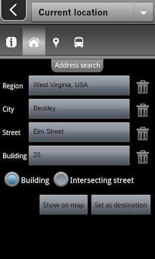 當前離線 西弗吉尼亞州,美國 全球定位系統|玩旅遊App免費|玩APPs