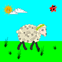 Annabel the Sheep – Lite logo