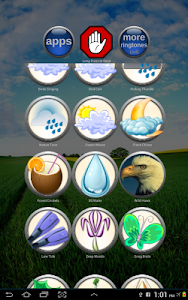 Nature Sounds Ringtones screenshot 3