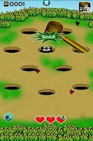 Screenshot of Mole Smash