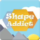Shape Addict - casual arcade