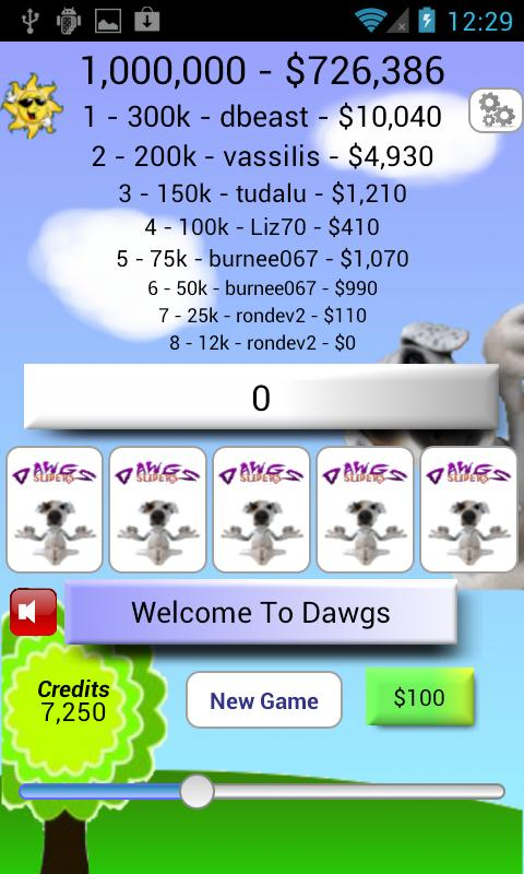 Dawgs- screenshot