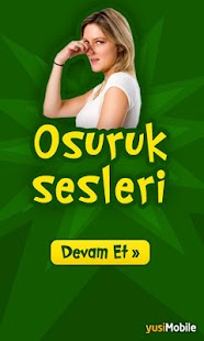 Osuruk Sesleri- screenshot thumbnail