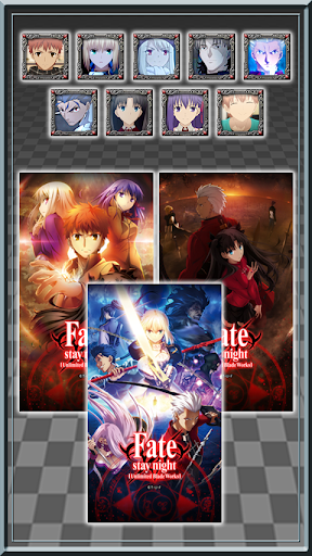 ライブ壁紙 Fate stay night [UBW]