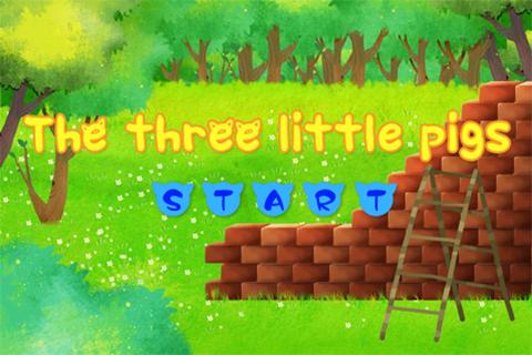 LUMIKIDS:three little pigs