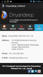 Dnyandeep_Infotech- screenshot thumbnail