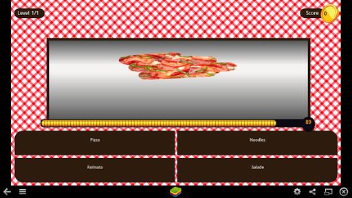 Food Quiz Fasasoftware