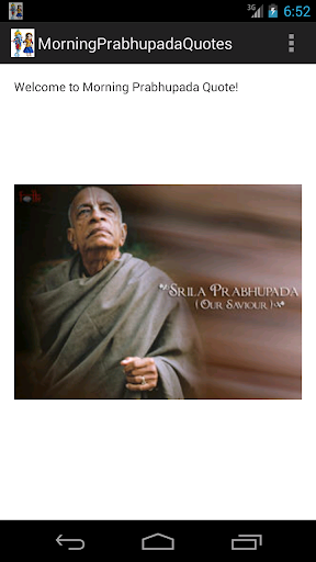 Morning Prabhupada Quotes